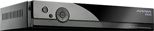 Ferguson S300 Arvia Satelliten-Receiver (Full HD, WEB Service, Conax CA Kartenleser) schwarz