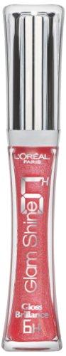 L'Oréal Paris Glam Shine 6H Lipgloss, 114 Tempting Pink 114