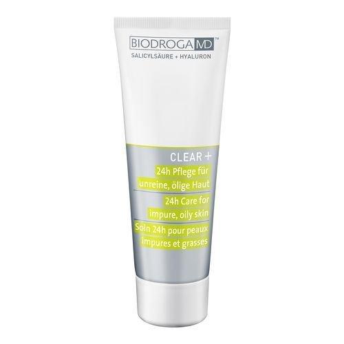 Biodroga MD: Clear+ 24h Pflege ölige Haut (75 ml)