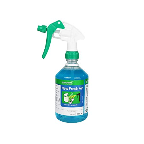 bio-chem New Fresh Air 500 ml Lufterfrischer Geruchsentferner mit Mikroorganismen
