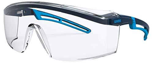 Uvex Astrospec 2.0 Schutzbrille - Supravision Sapphire - Transparent/Blau
