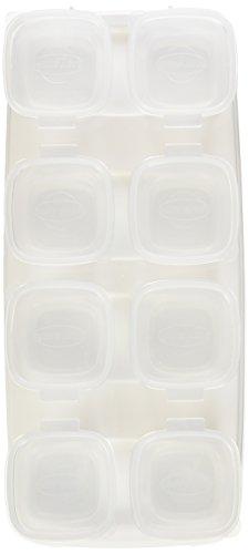 Babycubes 2081 - Babynahrungssystem 70 ml 8-er