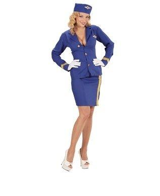 Widmann wdm06772–Kostüm Stewardess, türkis, -