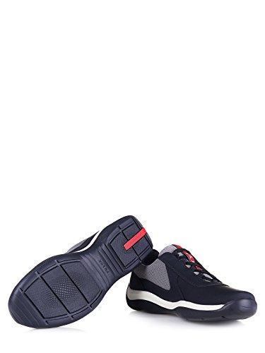 Prada Chaussures - (M-08-Sc-44365) noir-gris