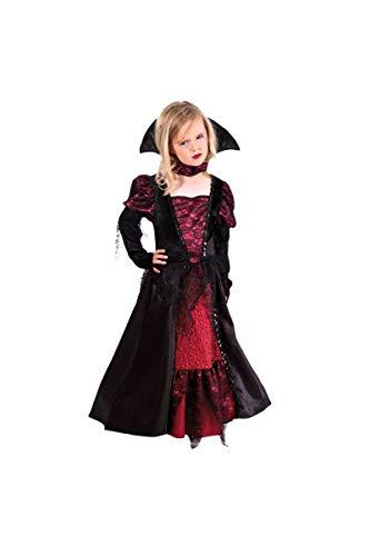Fancy Dress Vampiresse Costume Super Deluxe