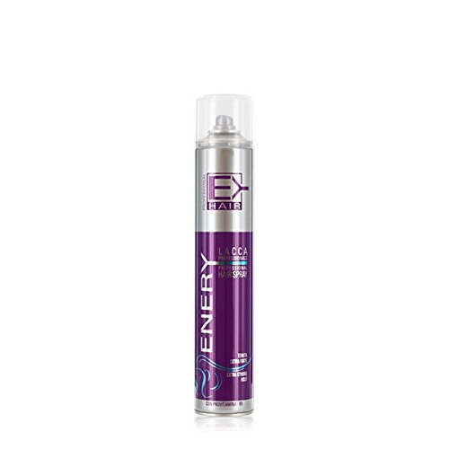 Laque professionnelle fixation extra forte avec provitamine B5 500 ml