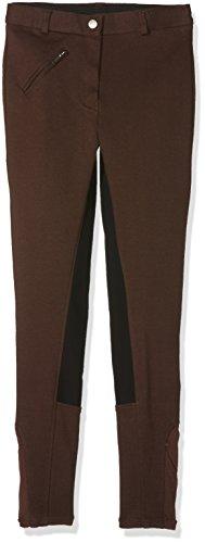 PFIFF Vollbesatzhose -Thea- braun-schwarz, 164