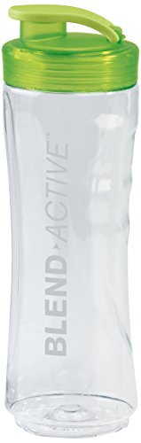 Breville Blend Active Spare Bottle, 0.6 L - Clear/Green