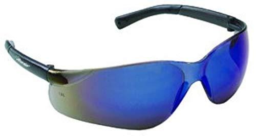 BEARKAT Schutzbrillen-Bearkat Schutzbrille blau Spiegel Objektiv