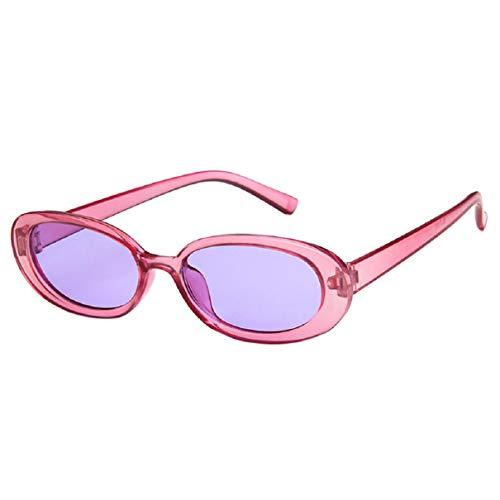 Vaycally Männer Frauen Sonnenbrillen Wrap Oval Semi Rimless Style Perfekt für Sportarten wie Radfahren, Laufen oder Fahren Voller UV400-Schutz Vibrant Hut Sonnenbrillen