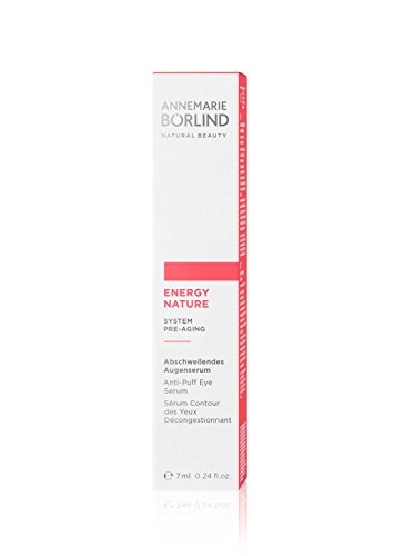 Annemarie Börlind Energy Nature Abschwellende Augencreme, 7 ml