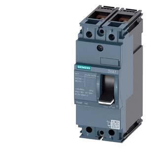 Preisvergleich Produktbild Siemens sentron-3va – Schalter Frame 160 36 KA 2 polig TM210 32 A Schraube