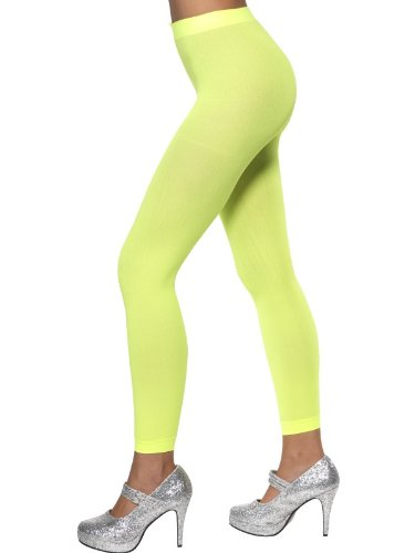 Leggings neon grün grüne Strumpfhose Strumpf Hose sexy