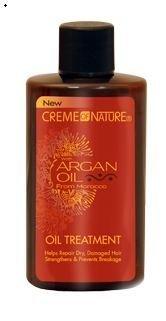 Olio per trattamento dei capelli danneggiati all'Olio di Argan, 88.7ml