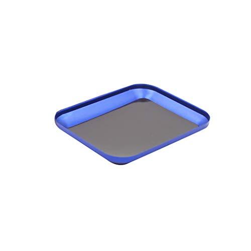 Hsp Unlimited 94123 94188 94122 Modell Repair Tool, Webla, Auto Magnetschraube Tray Rc Für Hsp 94123 94188 94122 Grasshopper Brotdose, Blue Alloy (Blau)