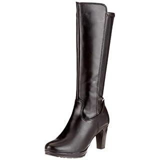 Tamaris Damen 25548-21 Hohe Stiefel Schwarz (Black 1) 40 EU