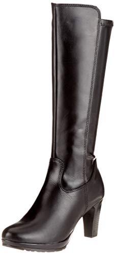 Tamaris Damen 25548-21 Hohe Stiefel, Schwarz (Black 1), 38 EU