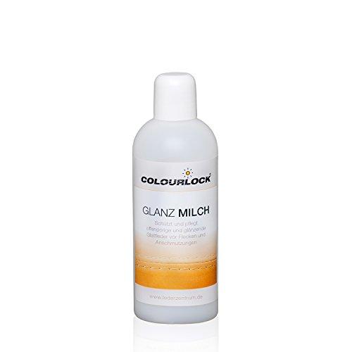 Colourlock® Glanz-Milch, Pflege und Imprägnierung gegen Wasser- und Ölflecken