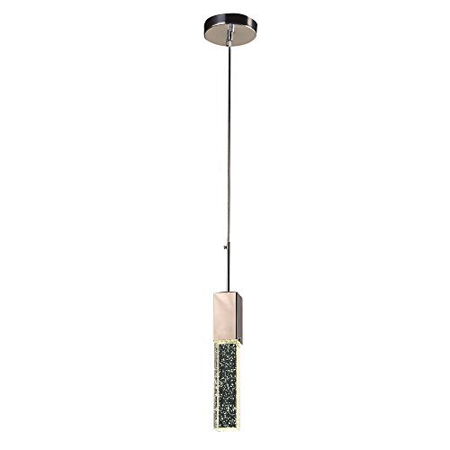 PLC Lighting 92601PC 1 Light Mini Drop Modo Collection Ceiling Pendant Fixture by PLC Lighting - Modo Collection