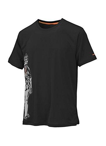 TRANGOWORLD Cordov DT Camiseta, Hombre, Antracita, M
