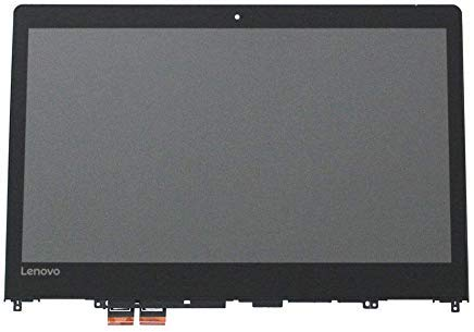 New Ersatz 35,6cm FHD (1920x 1080) IPS LED LCD-Display + Touch Digitizer + Bezel Frame Montage für Lenovo IdeaPad Flex 4-141470148080sa 80VD 80s7Yoga 510-14ikb - Touch-screen-laptop Ips