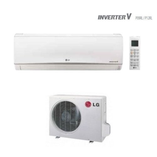31VdzJEzVWL. SS500  - LG Air conditioner Standard Inverter P12RL air conditioner 3,5 kW - SET