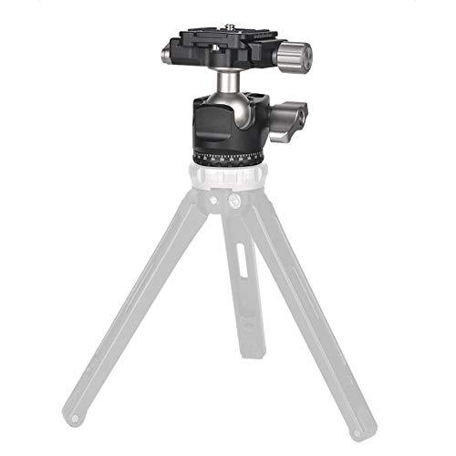 yafa Luftfahrt Aluminiumlegierung CNC Kugelkopf Schrauben Ständer Luftfahrt 360 ° D25R für Kamera - Luftfahrt-kamera