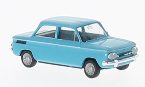 H0 BU NSU 1000 TT (1965) Türkisgrün 1965-spielzeug