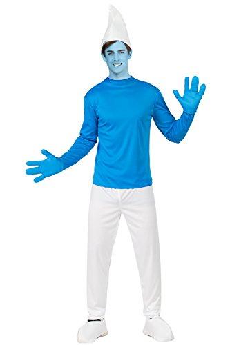 Schlumpf M-L Kostüm