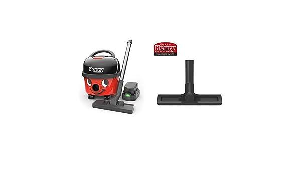 Henry HVB160x1 907226 Cordless Vacuum Cleaner, 6 Litre, 250
