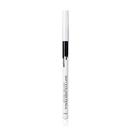 Fangfeen Lidschatten Hightlighter Wasserdicht Weibliche Lippen Pigment Pen Frauen-Mädchen-Weiß...