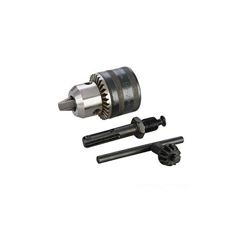 Generic 1/4 13mm SDS Adapter Kit Keyless Chuck Drill fits Dewalt Bosch Makita etc <1&2237*1> by Generic (Keyless Drill Kit Dewalt)