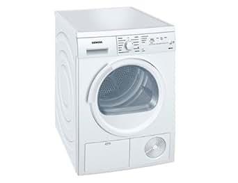 Siemens wt46e3g1 kondenstrockner b 7 kg weiß: amazon.de
