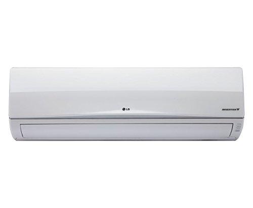 Lg Bsa24ima Inverter V Split Ac (2 Ton, White, Aluminium)
