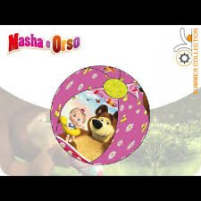 GOLDEN HILL 731181 PALLA MASHA E ORSO