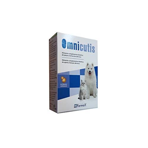 Omnicutis, suplemento de ácidos grasos Omega 3 y vitaminas para Proteger la...