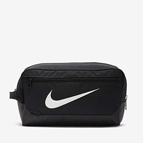 Nike Nk Brsla Shoe-9.0 Gym Bag, Hombre, Black/(White), MISC