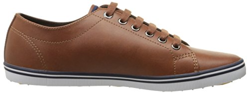 Fred Perry - Fred Perry Kingston Leather Brown Tan
