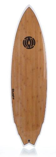Light Erwachsene Surfboard Project, White, 6\'8
