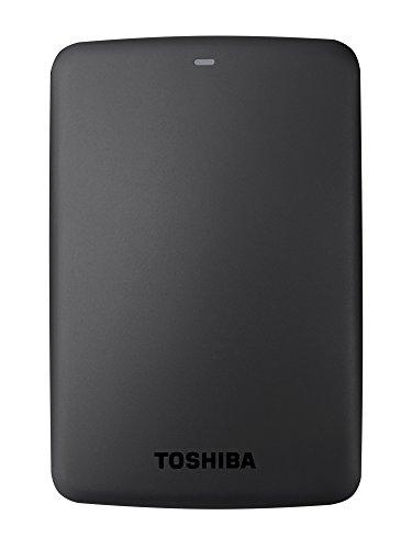 "Toshiba HDTB330EK3CB Disque dur Externe Portable 2,5"" 3 To USB 3.0"