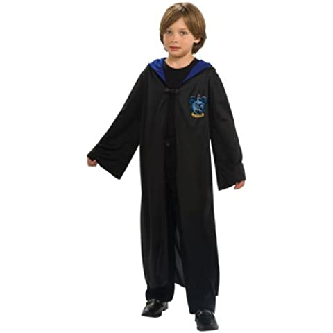 ? Harry Potter - Ravenclaw Robe Child Costume Harry Potter - Ravenclaw robe for children costume Halloween Size: Small (japan import)
