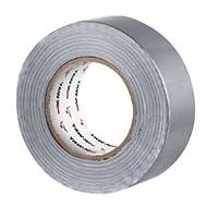 SCHULLER X-Way Gewebeband Profi 48 mm x 50 m, 1 Stück, silber,45769