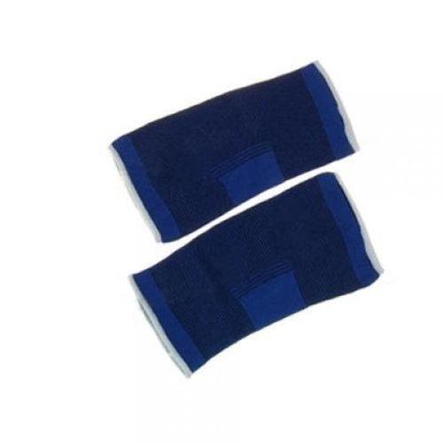 Kniebandageset, Blau, 2 Stück