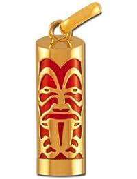 Tiki abondance or - rouge