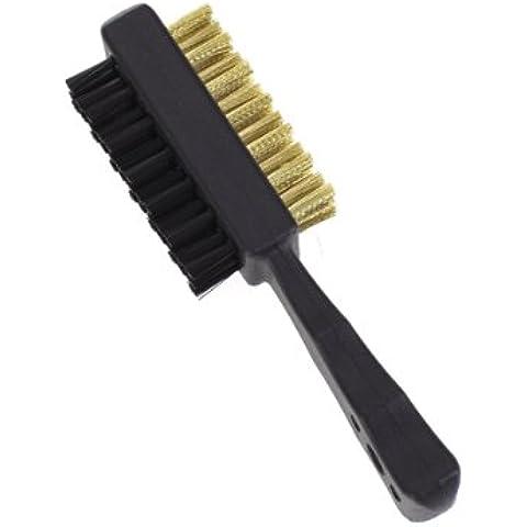 Golf Cepillo Pincel Limpiador De Ranura Surco Plástico Herramienta Club Brush