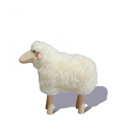Meier Meier403.3045cm Fourrure d'agneau et de Bois de pin