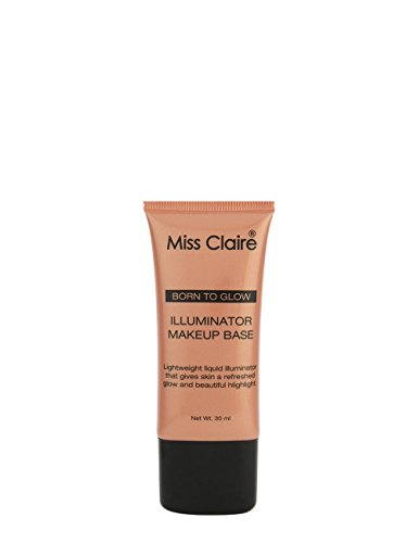 Miss Claire Born To Glow Illuminator Makeup Base - 02 Gleam
