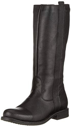 Andrea Conti Damen 0026830 Biker Boots, (Schwarz 002), 41 EU