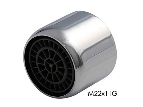 Strahlregler - Mischdüse für Armatur · Innengewinde M22 · Hochdruck · wassersparende Mischdüse | Burgtal 12188