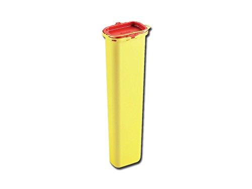 GIMA Magnum - Recipiente afilado, 6,3 L, contenedor desechable para basura larga, afilable, agujas y sirynges